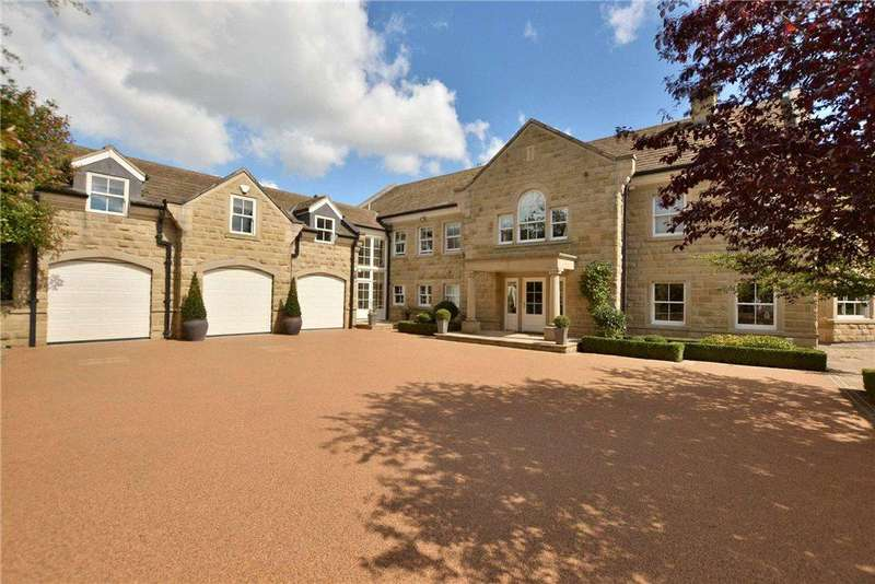6 Bedrooms Detached House for sale in Birchdene, College Farm Lane, Linton, Wetherby, West Yorkshire