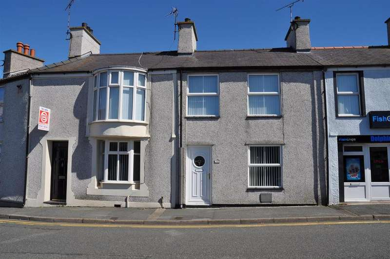 3 Bedrooms House for sale in Cambria Street, Holyhead