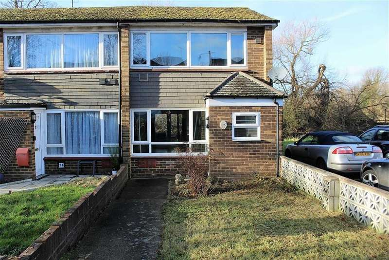 2 Bedrooms End Of Terrace House for sale in Orchard Court, West Drayton, Middlesex