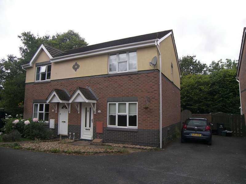 3 Bedrooms Semi Detached House for rent in Fernlea Park, Waunceirch