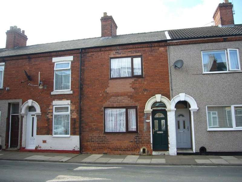 2 Bedrooms Terraced House for sale in Jackson Street, Goole