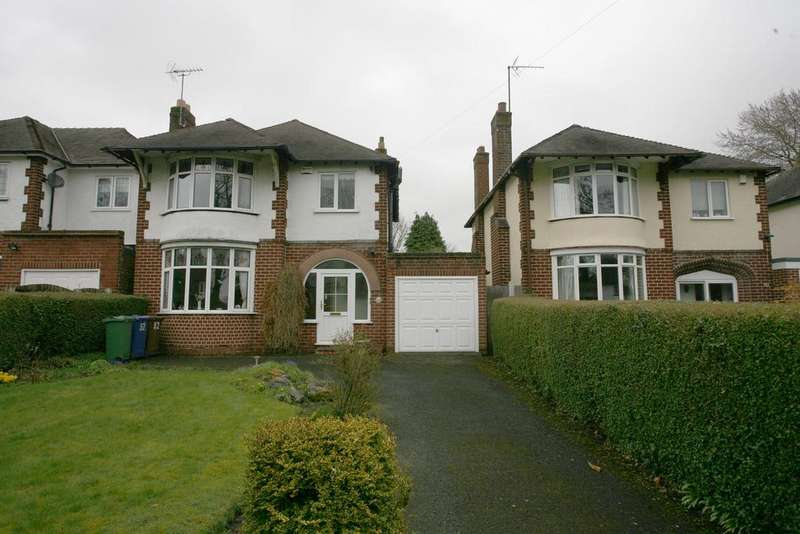 3 Bedrooms Detached House for sale in 52 Old Penkridge Road, Cannock, WS11 1HX