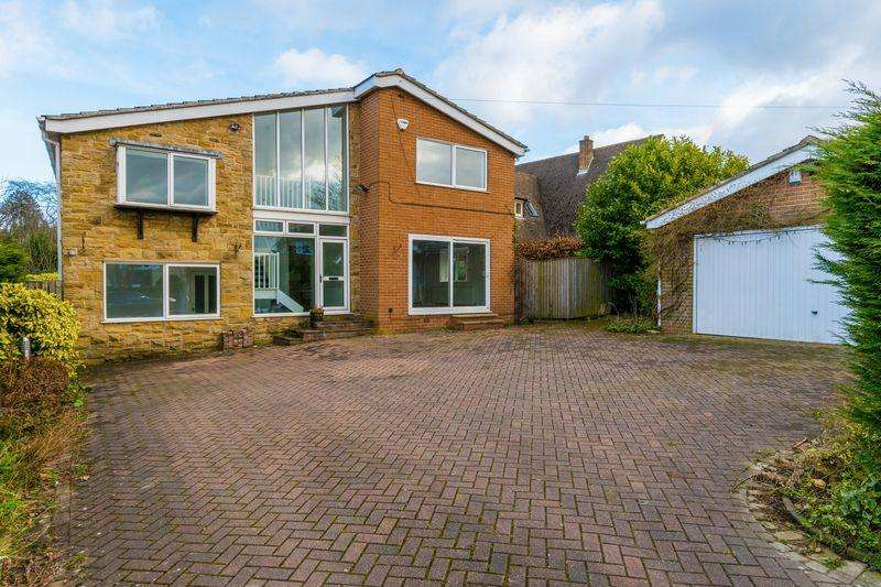 4 Bedrooms Detached House for sale in Intake Lane, Gawber, Barnsley