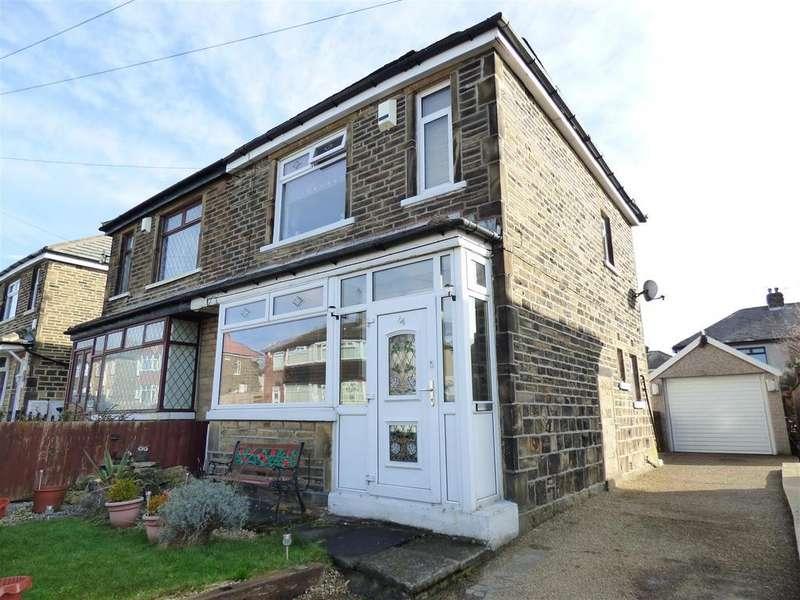 2 Bedrooms Semi Detached House for sale in Wrose Mount, Wrose, Shipley, BD18 1PG