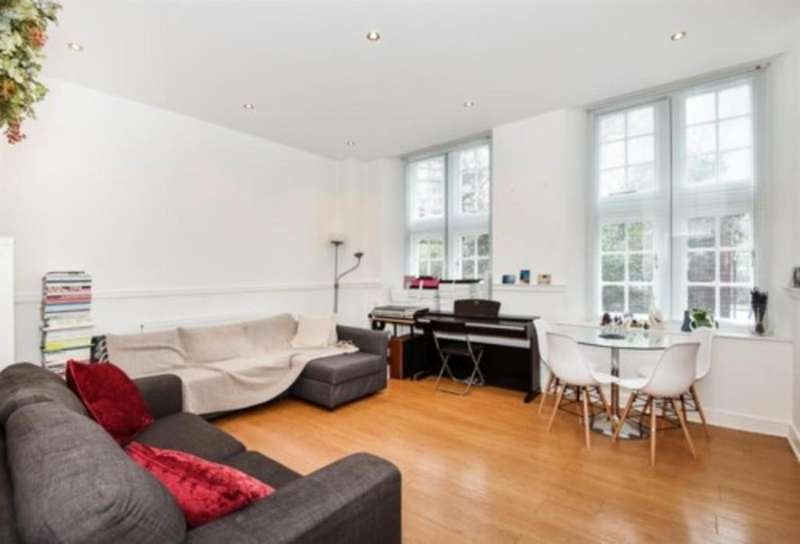 2 Bedrooms Ground Flat for sale in Marianne Close, London