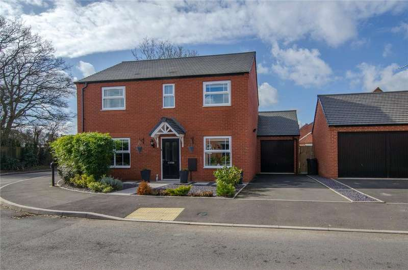 4 Bedrooms Detached House for sale in Lower Broadheath, Worcester