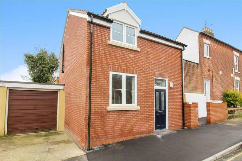 2 Bedrooms Detached House for sale in Off Unthank Road, Norwich