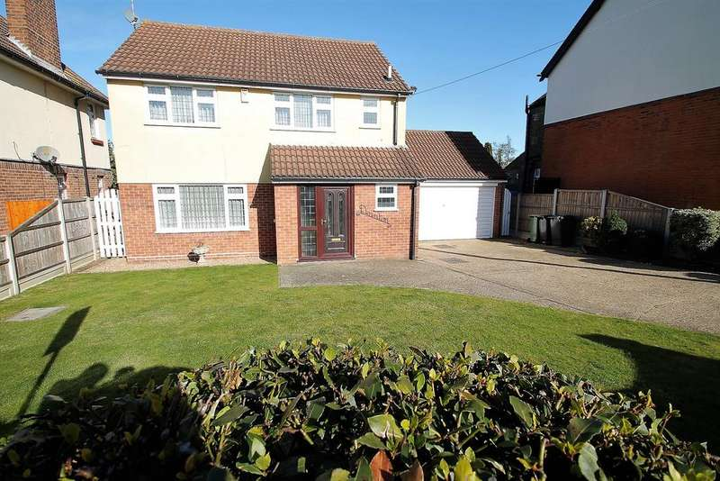 4 Bedrooms Detached House for sale in Southend Road, Hockley, Essex