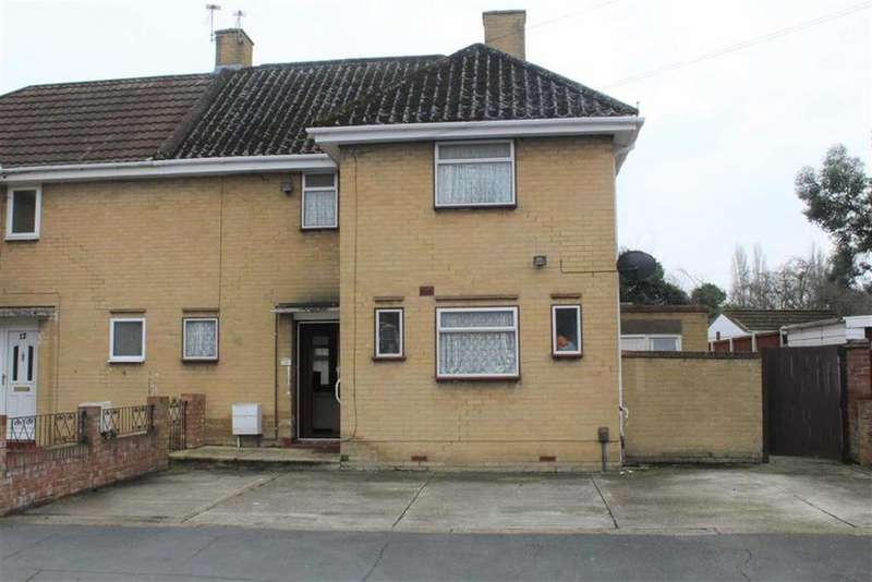 3 Bedrooms Semi Detached House for sale in Stewart Avenue, Slough, Berkshire