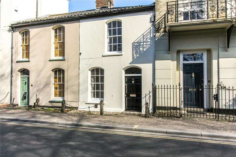 2 Bedrooms Terraced House for sale in Chapel Field North, Norwich