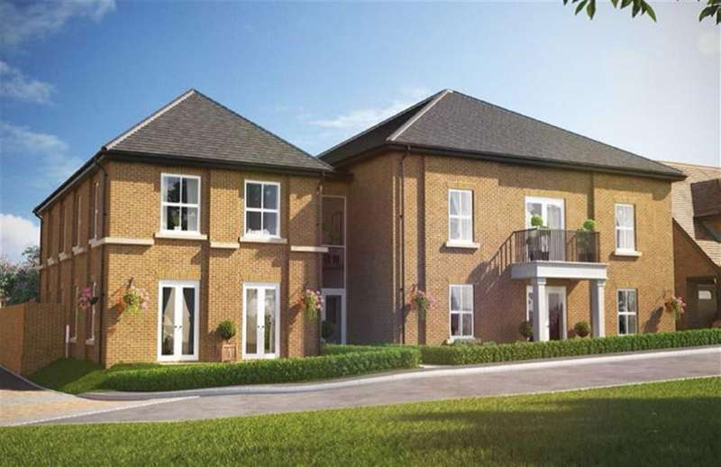 2 Bedrooms Apartment Flat for sale in Merry Hill Road, Bushey, Herts, WD23