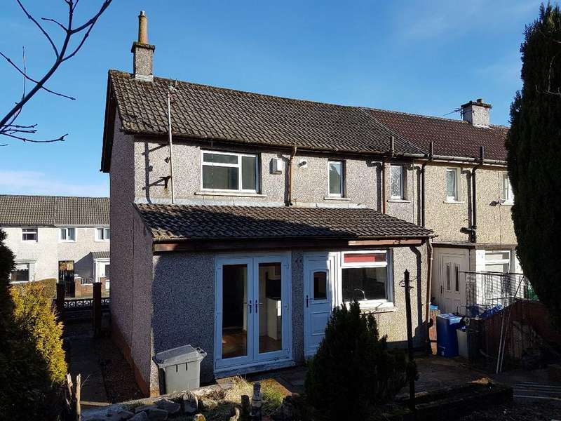 3 Bedrooms Terraced House for sale in Caithness Road