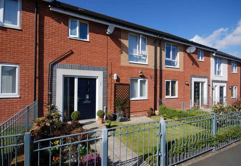3 Bedrooms Terraced House for sale in Hollystone Drive, Hebburn
