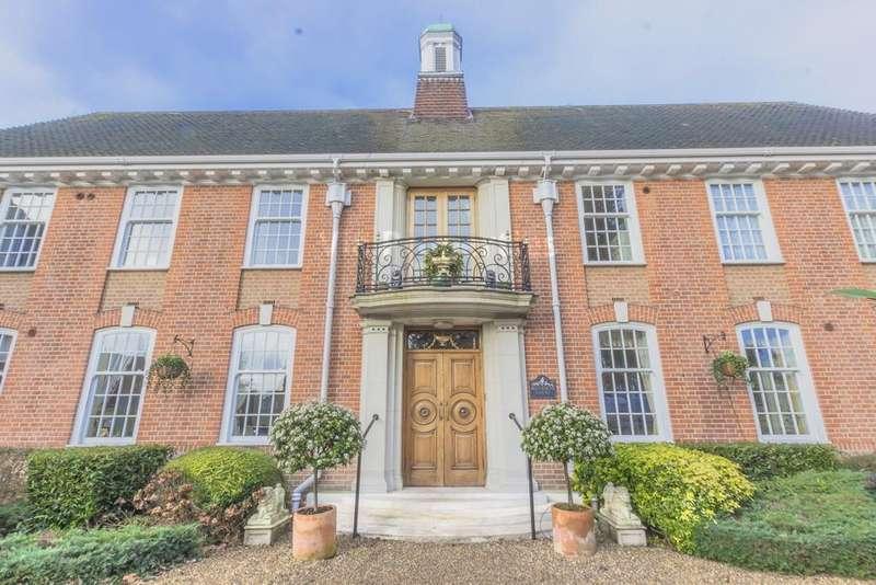 1 Bedroom Retirement Property for sale in High Street, Hoddesdon, EN11