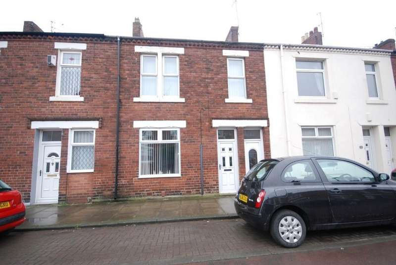 1 Bedroom Flat for sale in Aln Street, Hebburn