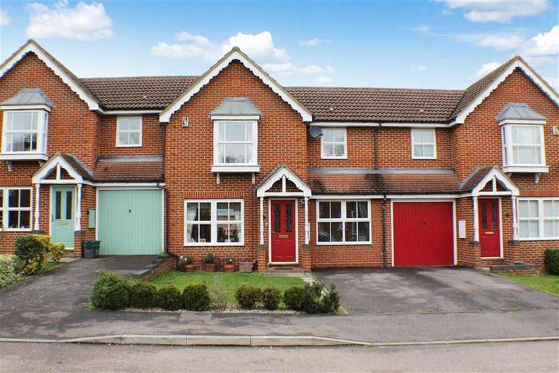 3 Bedrooms Terraced House for sale in Longacres, St Albans, Hertfordshire