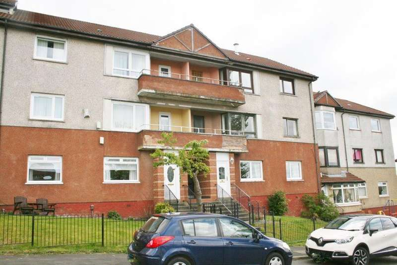 2 Bedrooms Flat for sale in 2/1, 2 Uig Place, Glasgow, G33 4TB