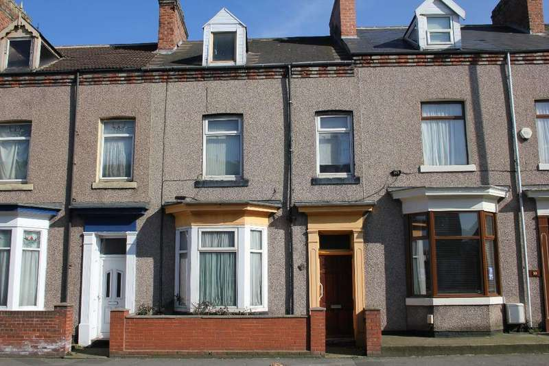 5 Bedrooms Terraced House for sale in Stockton Road