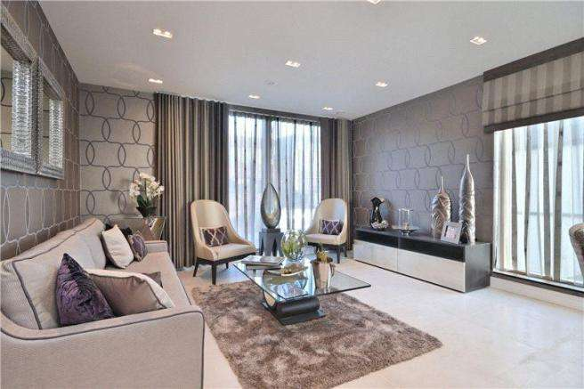 3 Bedrooms Flat for sale in Cherry Tree Hill House, Great North Road, East Finchley, N2