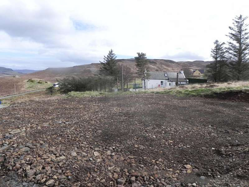 1 Bedroom Plot Commercial for sale in 1 Half of 2 Glengrasco, Portree, Isle of Skye, IV51 9LN