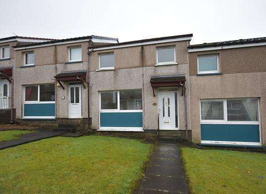 3 Bedrooms Terraced House for sale in 60 Whittret Knowe, Lanark, ML11 8EG