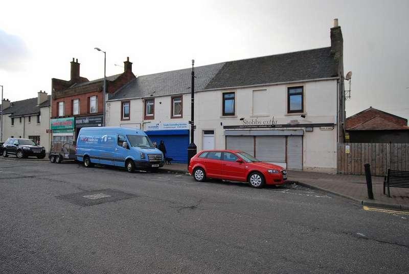 2 Bedrooms Flat for sale in 141 Main Street, Ayr, KA8 8BX