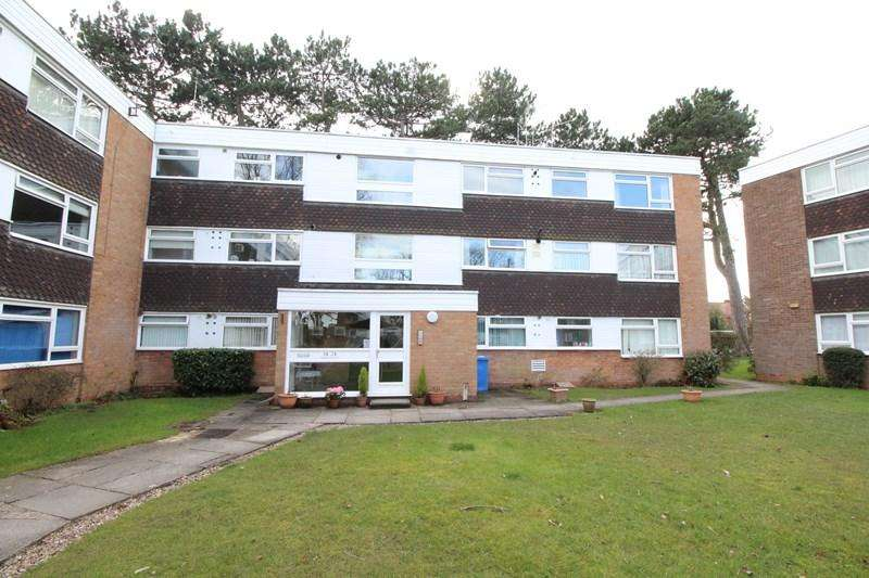 2 Bedrooms Flat for sale in Northdown Road, Solihull