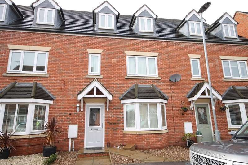 4 Bedrooms House for sale in Massey Court, Newark, NG24 1TR