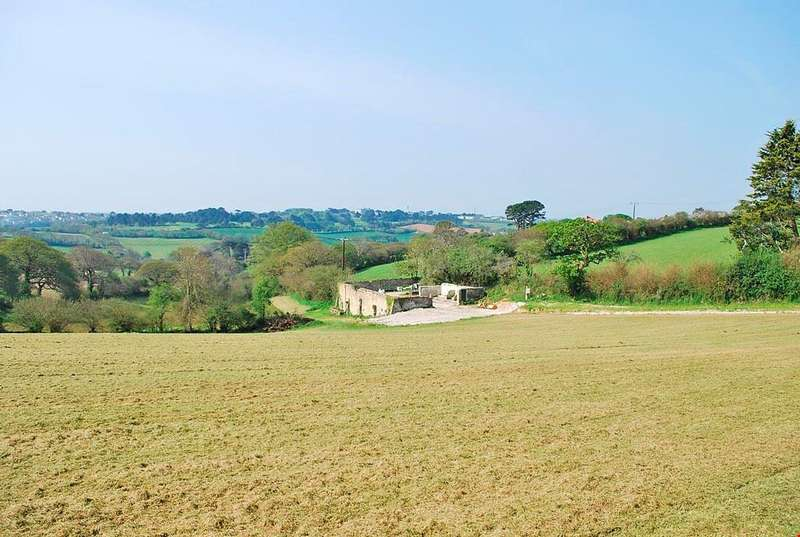 Plot Commercial for sale in Boscolla, Kenwyn, Nr. Truro, Cornwall, TR4