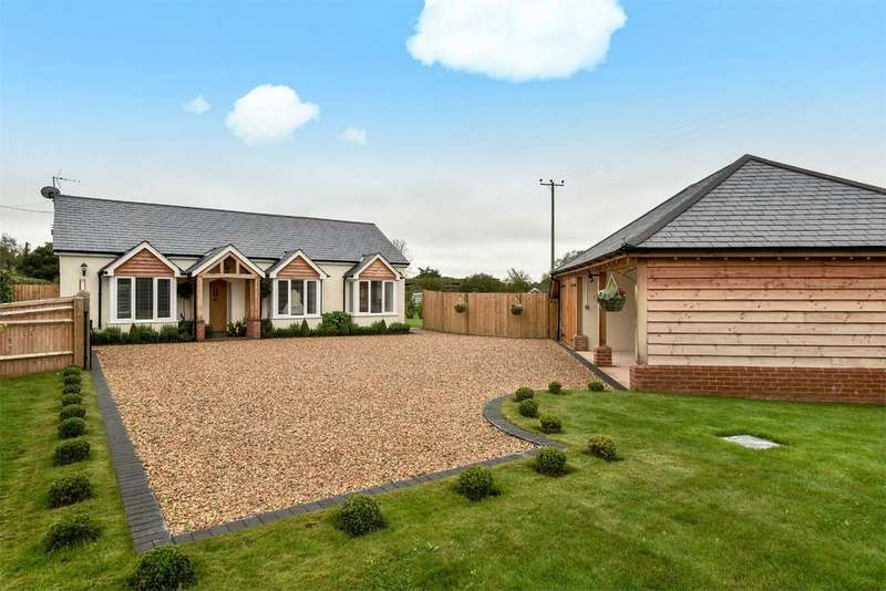 3 Bedrooms Detached Bungalow for sale in Durley, Hampshire