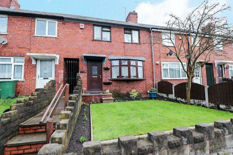 3 Bedrooms Terraced House for sale in Turner Street, West Bromwich