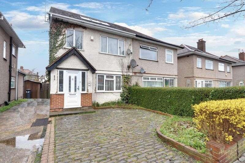 5 Bedrooms Property for sale in Kingshill Avenue, Northolt