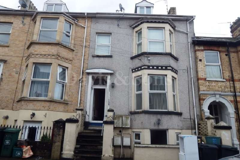 5 Bedrooms Terraced House for sale in York Place, Off Stow Hill, Newport. NP20 4GB