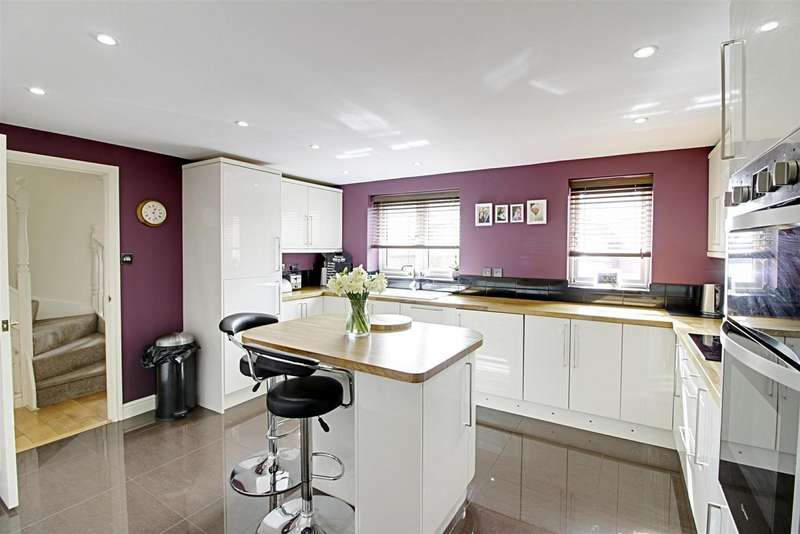 4 Bedrooms Property for sale in Bryony Way, Deeping St. James,