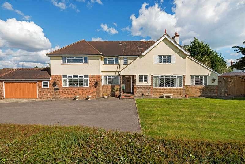 4 Bedrooms Detached House for sale in Epsom Lane North, Epsom, Surrey, KT18