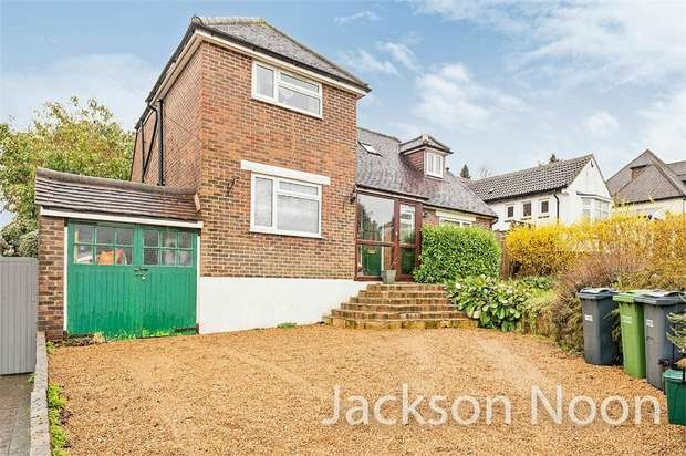 5 Bedrooms Detached House for sale in Shawley Way, Epsom Downs