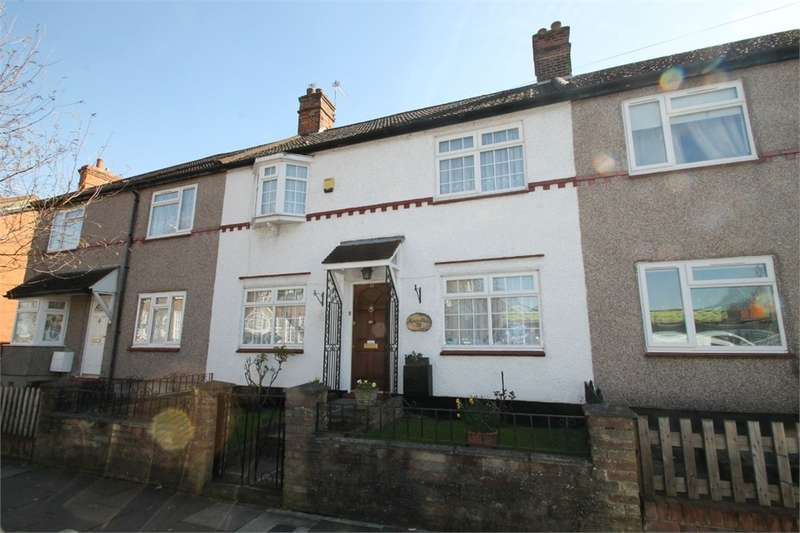 3 Bedrooms Terraced House for sale in Highfield Road, N21