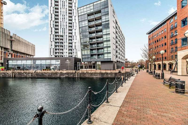 1 Bedroom Flat for sale in The Quays, Salford, M50