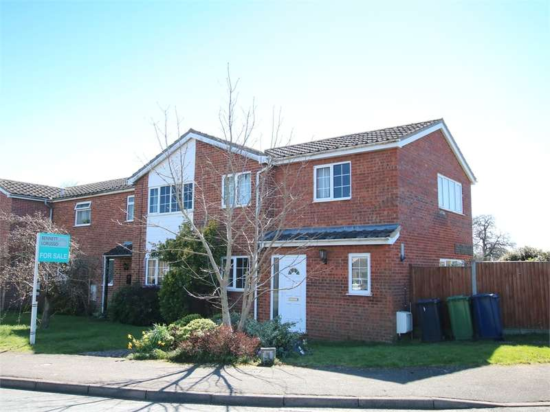 4 Bedrooms Semi Detached House for sale in Little Paxton, ST NEOTS