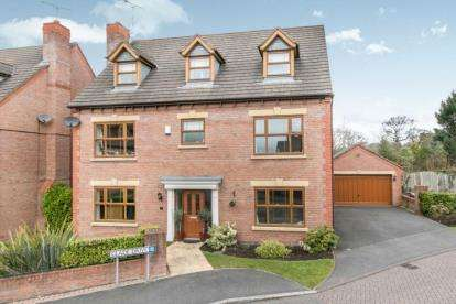 6 Bedrooms Detached House for sale in Glade Drive, Little Sutton, Ellesmere Port, CH66