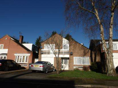 4 Bedrooms Detached House for sale in Shelsley Drive, Moseley, Birmingham, West Midlands