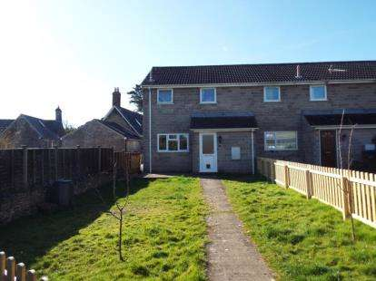 2 Bedrooms End Of Terrace House for sale in Templecombe, Somerset