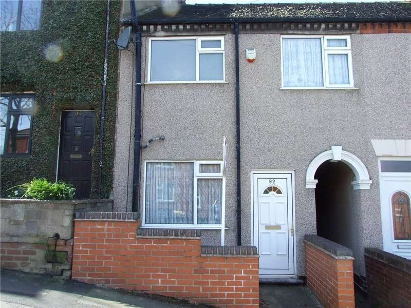 2 Bedrooms Terraced House for sale in Nelson Street, Heanor, Derbyshire, DE75