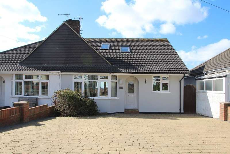 3 Bedrooms Bungalow for sale in Summerdale Road, Hove, East Sussex, BN3 8LG