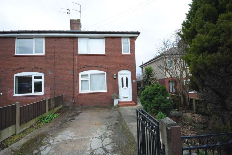 3 Bedrooms Semi Detached House for sale in Rowan Avenue, Beech Hill, Wigan