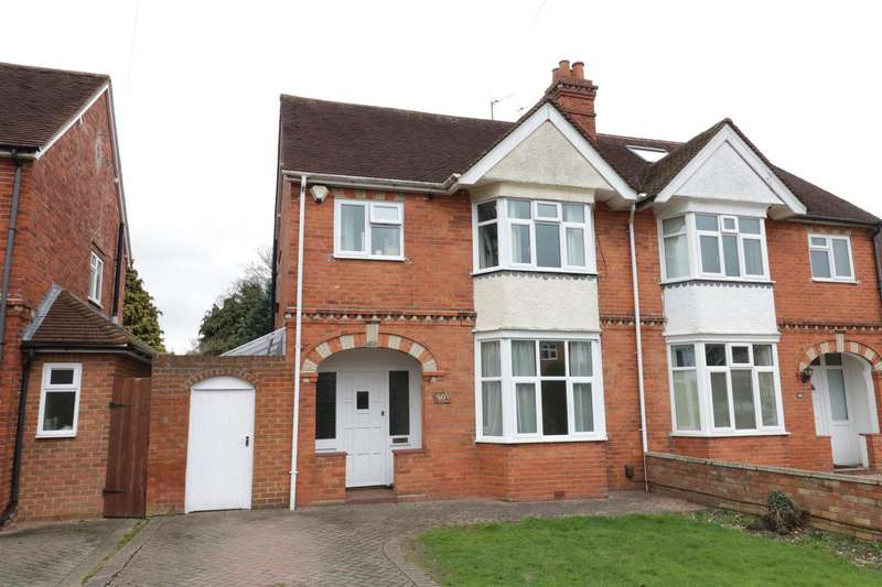 3 Bedrooms Semi Detached House for sale in Westwood Road, Tilehurst, Reading