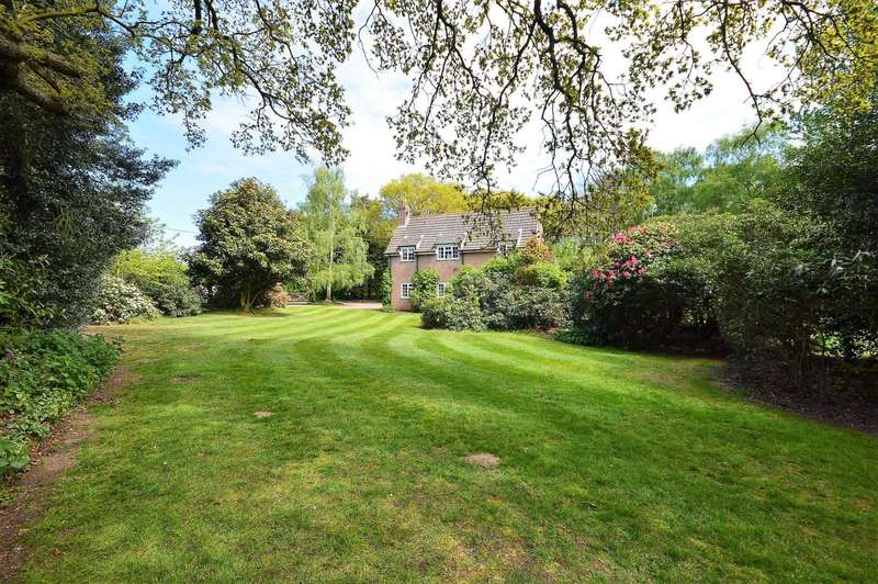 4 Bedrooms Detached House for sale in Mill Lane, Horsford