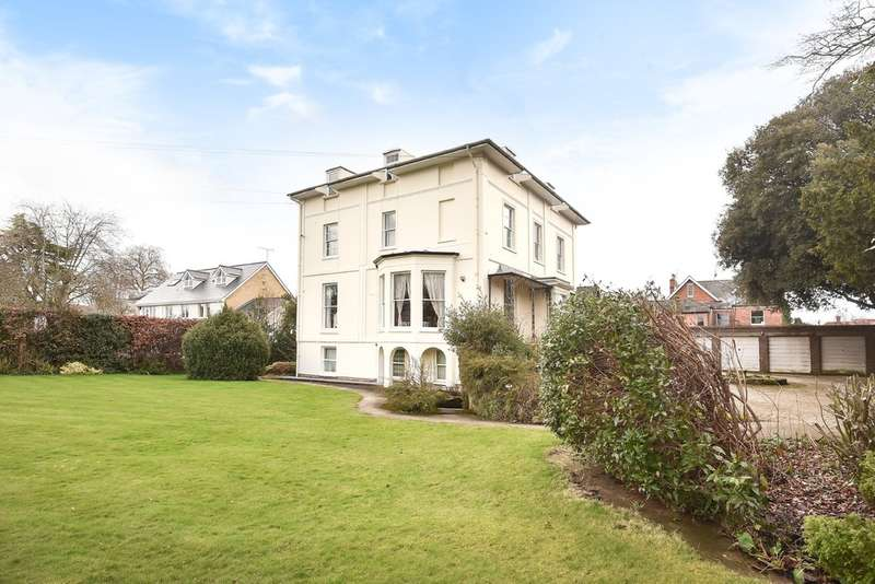 3 Bedrooms Flat for sale in The Park, Cheltenham