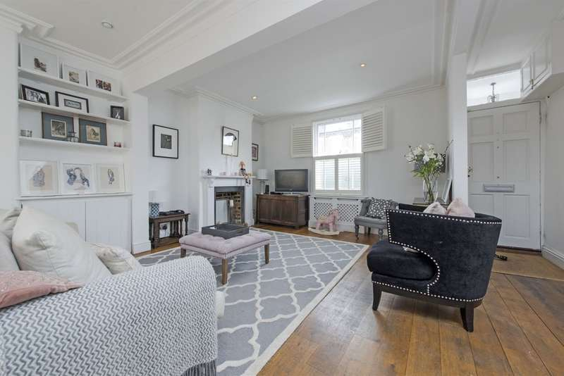 3 Bedrooms Terraced House for sale in Eland Road, Battersea, London