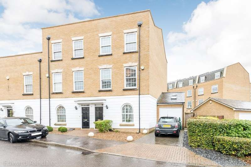 4 Bedrooms Town House for sale in Whitstone Lane, Beckenham